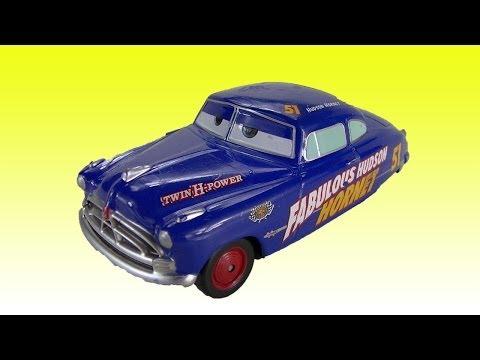 Cars 2 Hudson Hornet Disney Toy Diecast Doc Hudson
