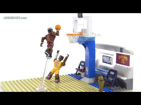 C3 Toys LeBron James vs Kobe Bryant 1-on-1 set review!