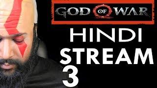 KRATOS GOD OF WAR HINDI STREAM 3