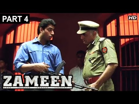 Zameen Hindi Movie HD | Part 4 | Ajay Devgan, Abhishek Bachchan, Bipasha | Latest Hindi Movies