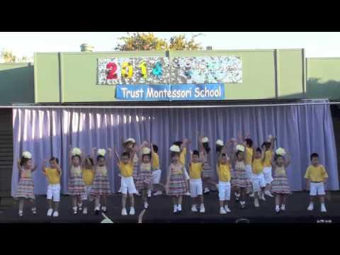 2014 K & 1st Performance x Trust Montessori School - 06/14/2014