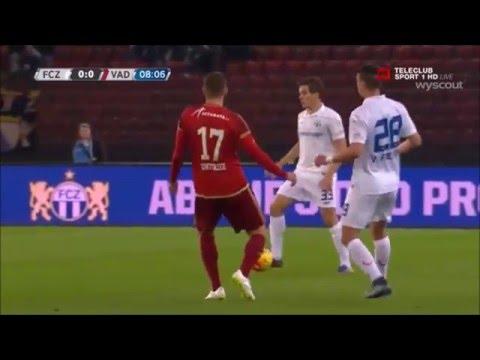 Vinícius Freitas ► Brazilian Talent - Skills & Assists ► FC Zurich | 15/16
