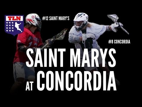 SLC Game of the Week: Saint Marys at Concordia