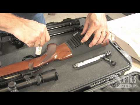 Pelican Gun Case Foam Preparation Tutorial - OpticsPlanet Inc.