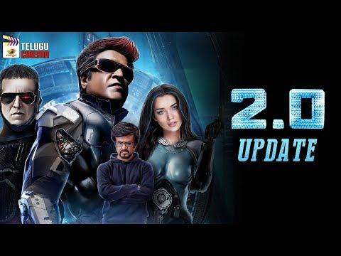Robo 2.0 Movie Latest Update | Rajinikanth | Akshay Kumar | Shankar | #2Point0 | Mango Telugu Cinema