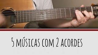 download musica 5 Músicas Fáceis com 2 acordes - Violão Iniciante