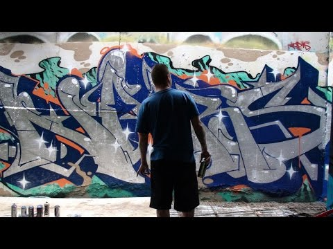 Graffiti - A day out with Naks SDK!