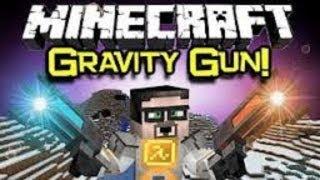 ★ Minecraft - 1.4.7 Gravity Gun Mod - Superman