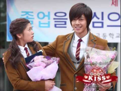 G.na - Kiss Me [male Version] Playful Kiss Ost video