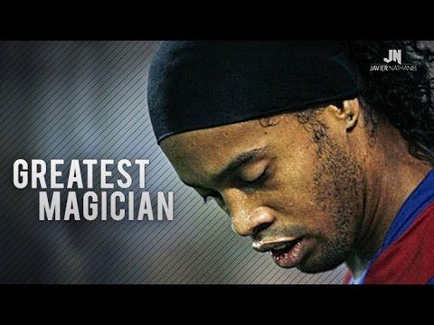 Ronaldinho Gaúcho ● Greatest Magician ● Skills & Goals HD