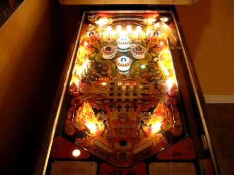 My Kiss Pinball Machine