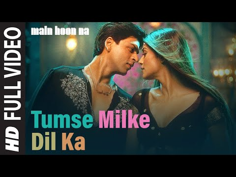 Tumse Milke Dilka Jo Haal [full Song] | Main Hoon Na | Shahrukh Khan video