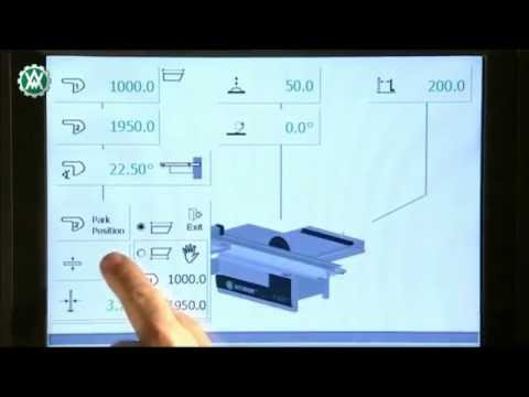 Altendorf Elmo IV Controls