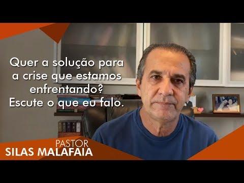Pastor Silas Malafaia: Quer a solução para a crise que estamos enfrentando?Escute o que eu falo. thumbnail