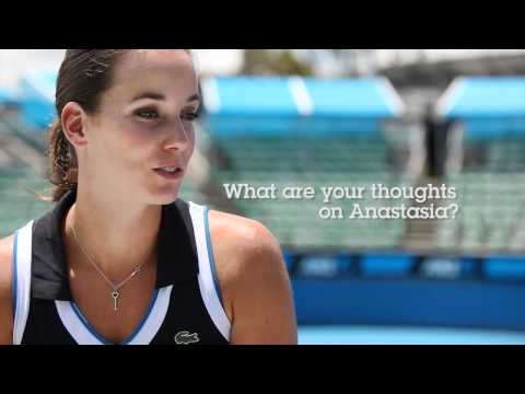 ALPHA Magazine: Jarmila Groth & Anastasia Rodionova interview 2011