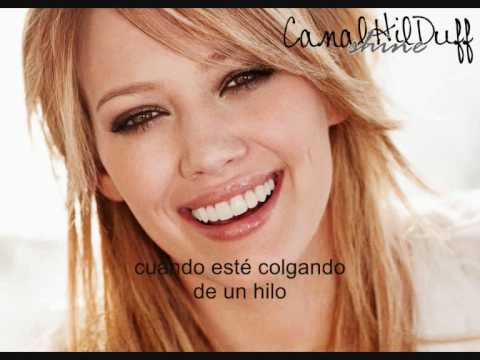 Hilary Duff - Shine