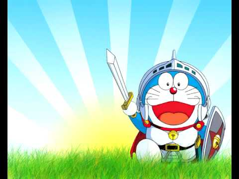 Doraemon Hindi opening and ending song (HD) with lyrics By Rashed...