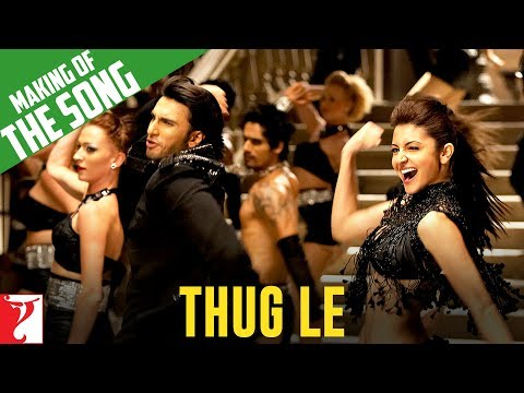 Making of the song - Thug Le - Ladies vs Ricky Bahl