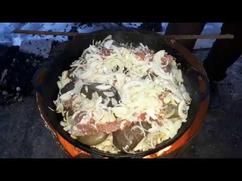 Любимое блюдо ЧингизХана