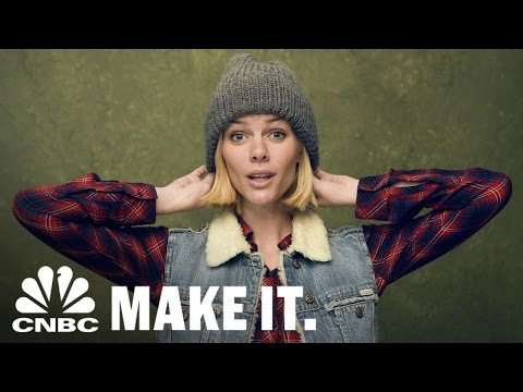 Brooklyn Decker: It's Good To Have A Piece Of Humble Pie   How I Made It   CNBC Make It.
