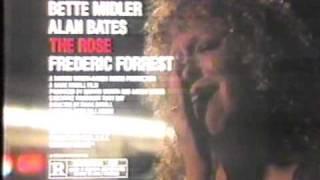 The Rose 1979 TV trailer