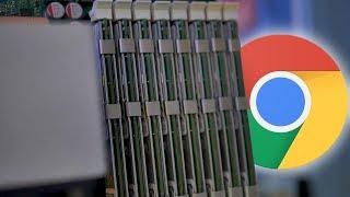 256GB RAM vs 10,000 Chrome Tabs & More! - Opteron Update | OzTalksHW