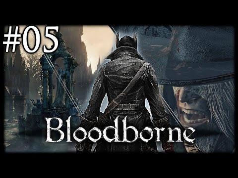Zagrajmy w Bloodborne #05 RAGE i drugi boss