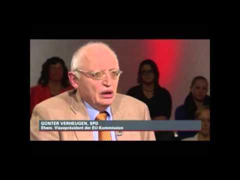 Ehem. EU-Kommissar Verheugen - Fatale Fehler im Ukraine/Russland Konflikt ll nTV