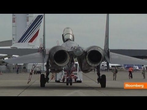 Paris Air Show: What's the Coolest New Plane?