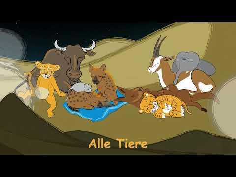 Der Kleine Löwe – Schlaflied der Tiere (Instrumental / Karaoke Version)