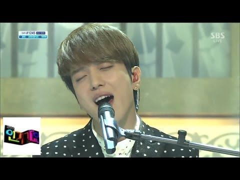 [CNBLUE] - Can't Stop @인기가요 Inkigayo 140302