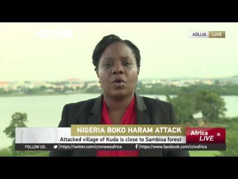 Boko Haram attack Kuda in Adamawa state, 'killing 18 women'