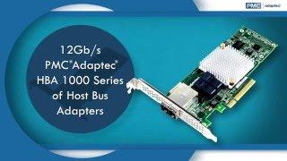 Microsemi Adaptec HBA 1000 Series