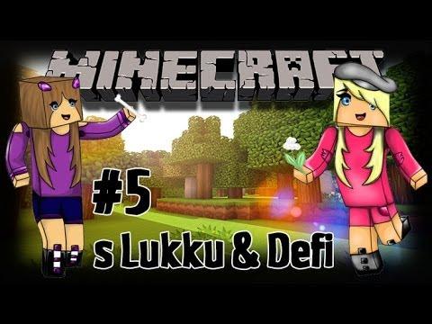 GP Together/By Lukku & Defi -  Minecraft/2 - Stavba začíná (část 5.)