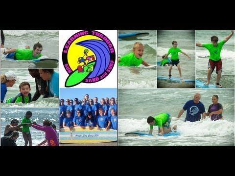 Dare to Share: Episode 1 - Surf Camp