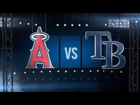 6/9/15: Calhoun's four RBI, Pujols' homer led Angels