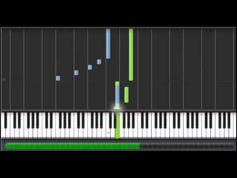 How to Play A Time For Us Romeo and Juliet Theme on Piano 50%