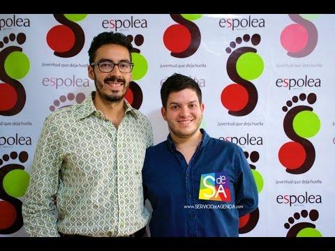 Conoce que hay detrás de Espolea #EnConteXto con Enrique Torre Molina en Servicio De Agencia