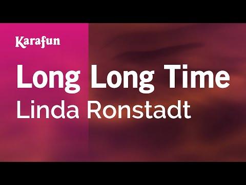 Karaoke Long Long Time - Linda Ronstadt