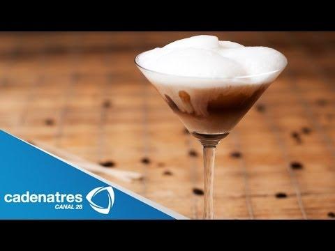 Receta de martini orgasmo. Bebidas dulces / Cocktail recetas / Recetas de cócteles