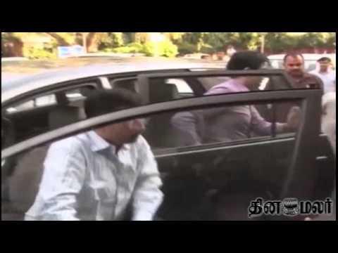 LG Najeeb Jung meets President Pranab Mukherjee - Dinamalar News