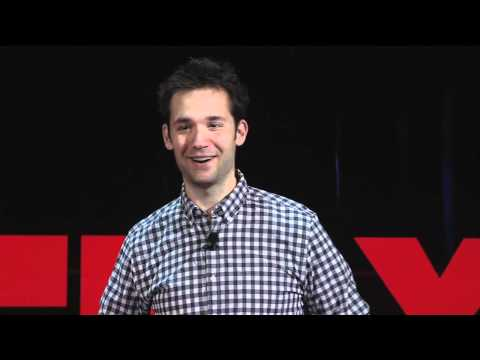 How to make the world suck less: Alexis Ohanian at TEDxMidwest