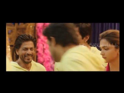 Shah Rukh Khan Bloopers @HNY P1