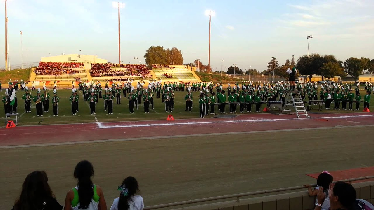 Reedley High School Band Reedley High Marching Band