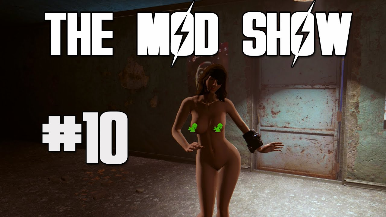 Fallout 4 naked mod porn thumbs