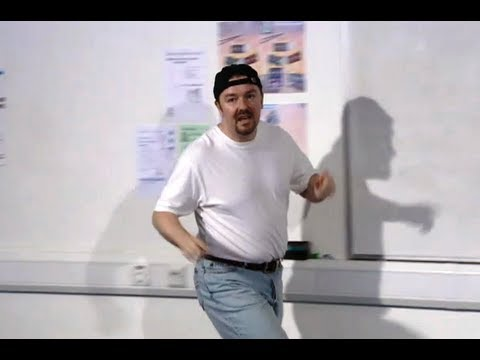 ** Comedy Week ** David Brent - Simply the best - The Office - BBC