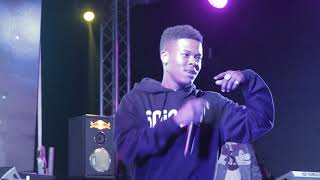 NASTY C   Strings & Bling Live Performance Durban July Shutdown