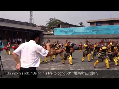 China Daily Asia Video: A Weird Drum Conductor