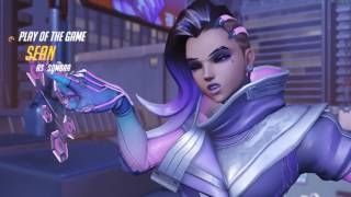 Overwatch - How Everyone Reacts to a Sombra Play of the Game