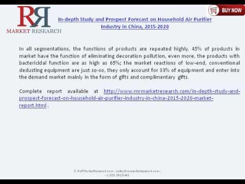 Air Purifier China Market Air Purifier Market